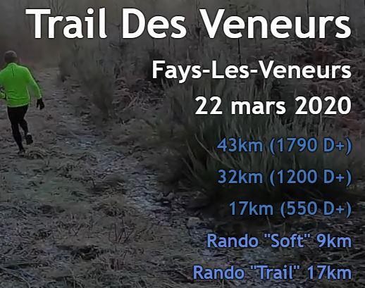 Trail veneurs